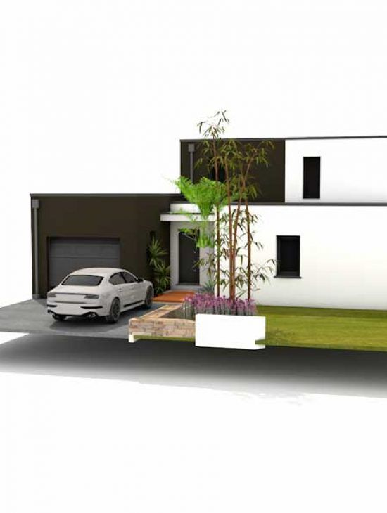Projet de maison n°1