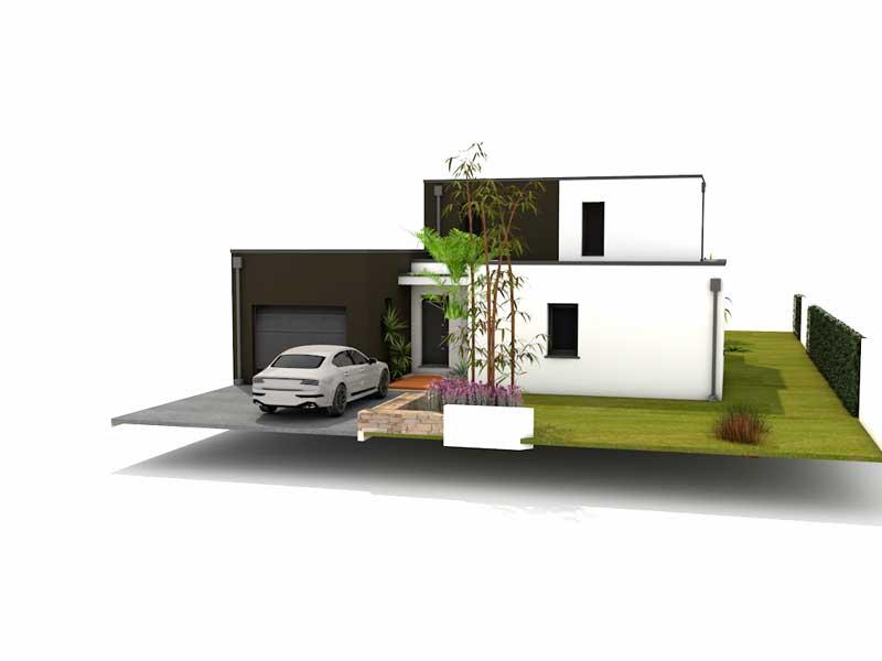 Projet de maison passive 2