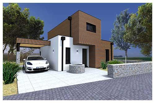 Maison passive premier modèle