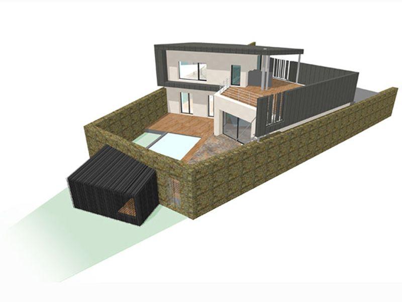 Maison passive modèle