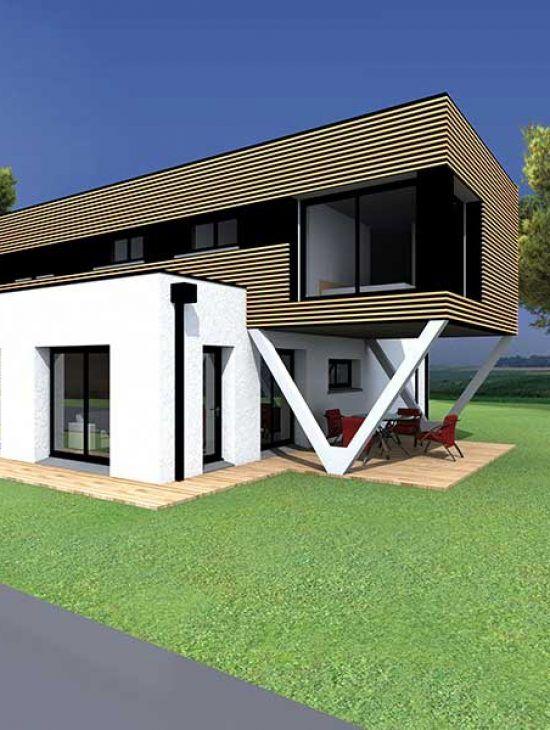 Projet de maison n°2
