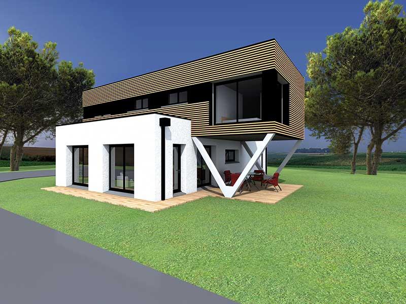 Projet de maison passive 3