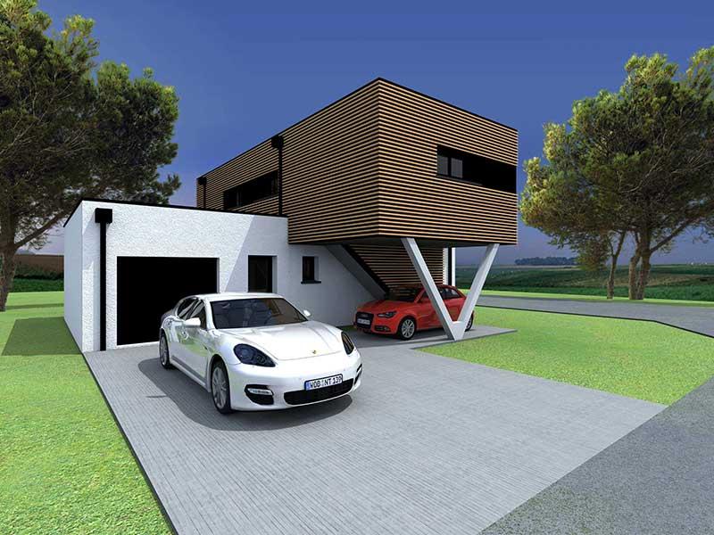 Projet de maison passive 5