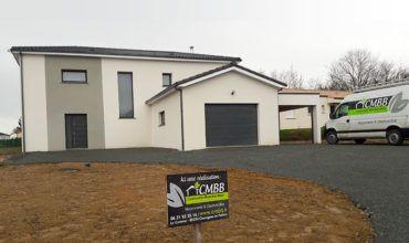 construction de maison passive à saligny, vendée 85