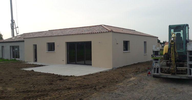 Construction maison maçonnerie traditionnelle en Vendée
