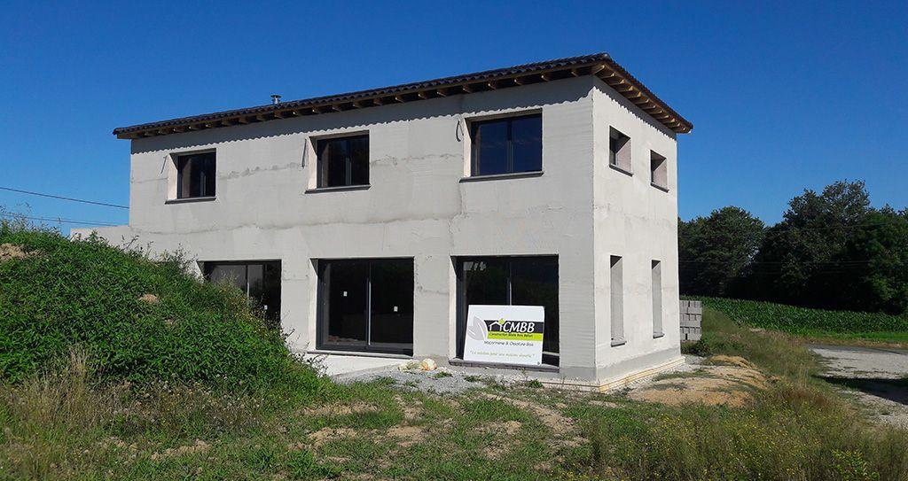 Maison passive de Saligny