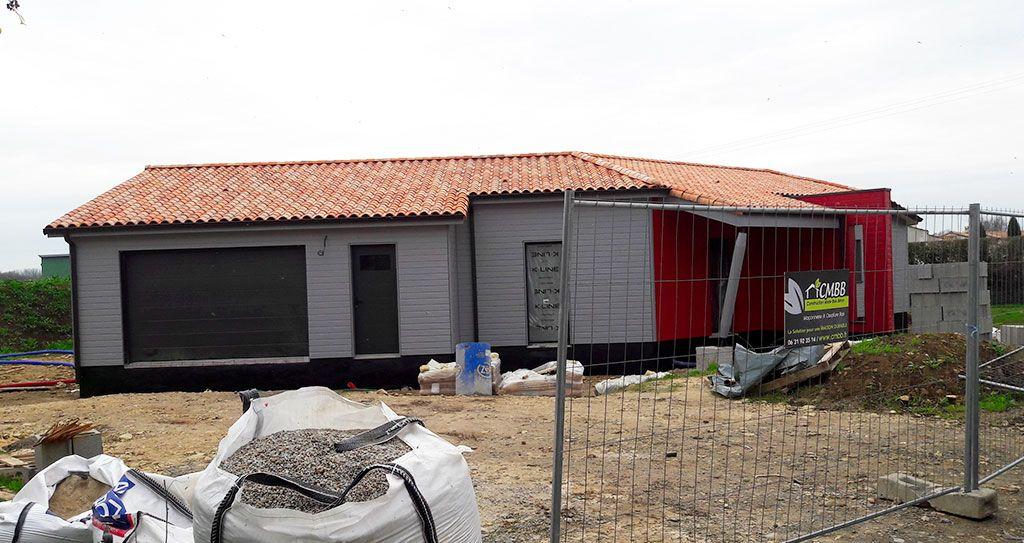 Construction de maison passive langons