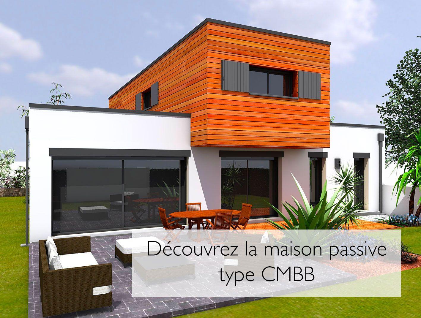 bouton maison passive type CMBB