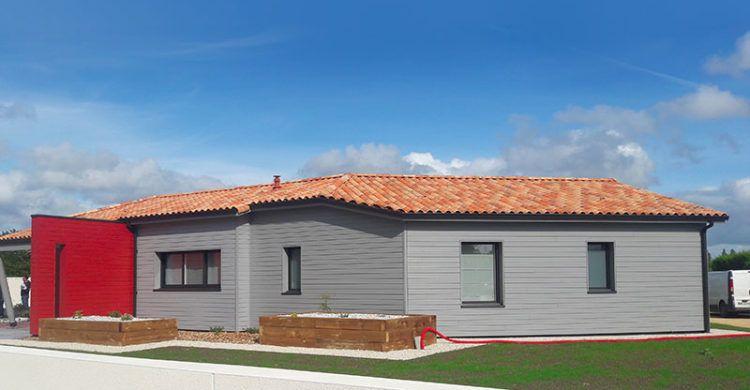 Construction maison bois aux langons 85