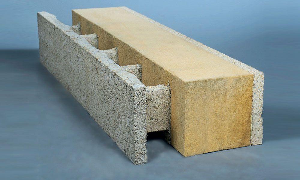 bloc isospan construction maison passive