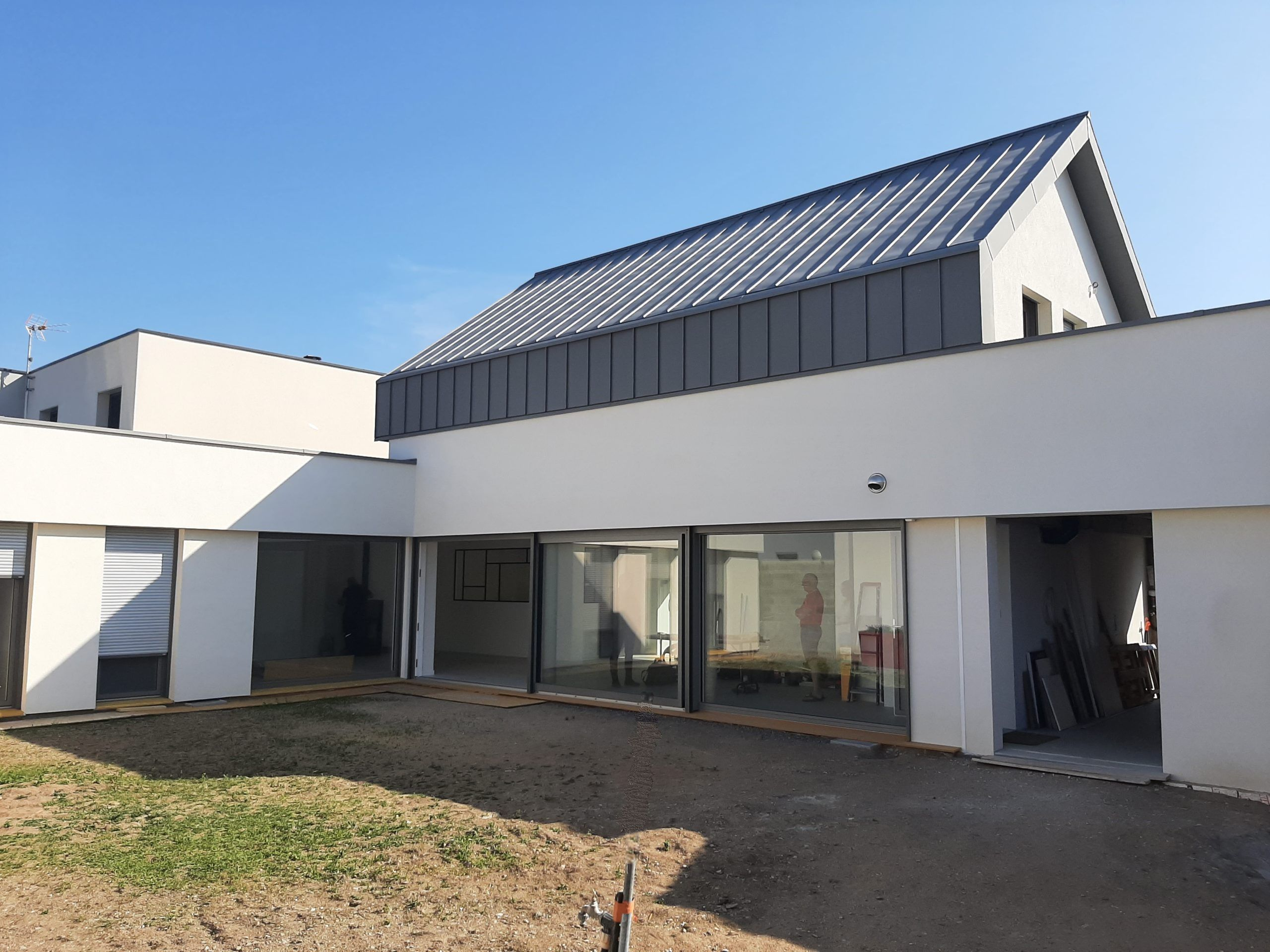 Maison Isospan constructeur maison passive 44