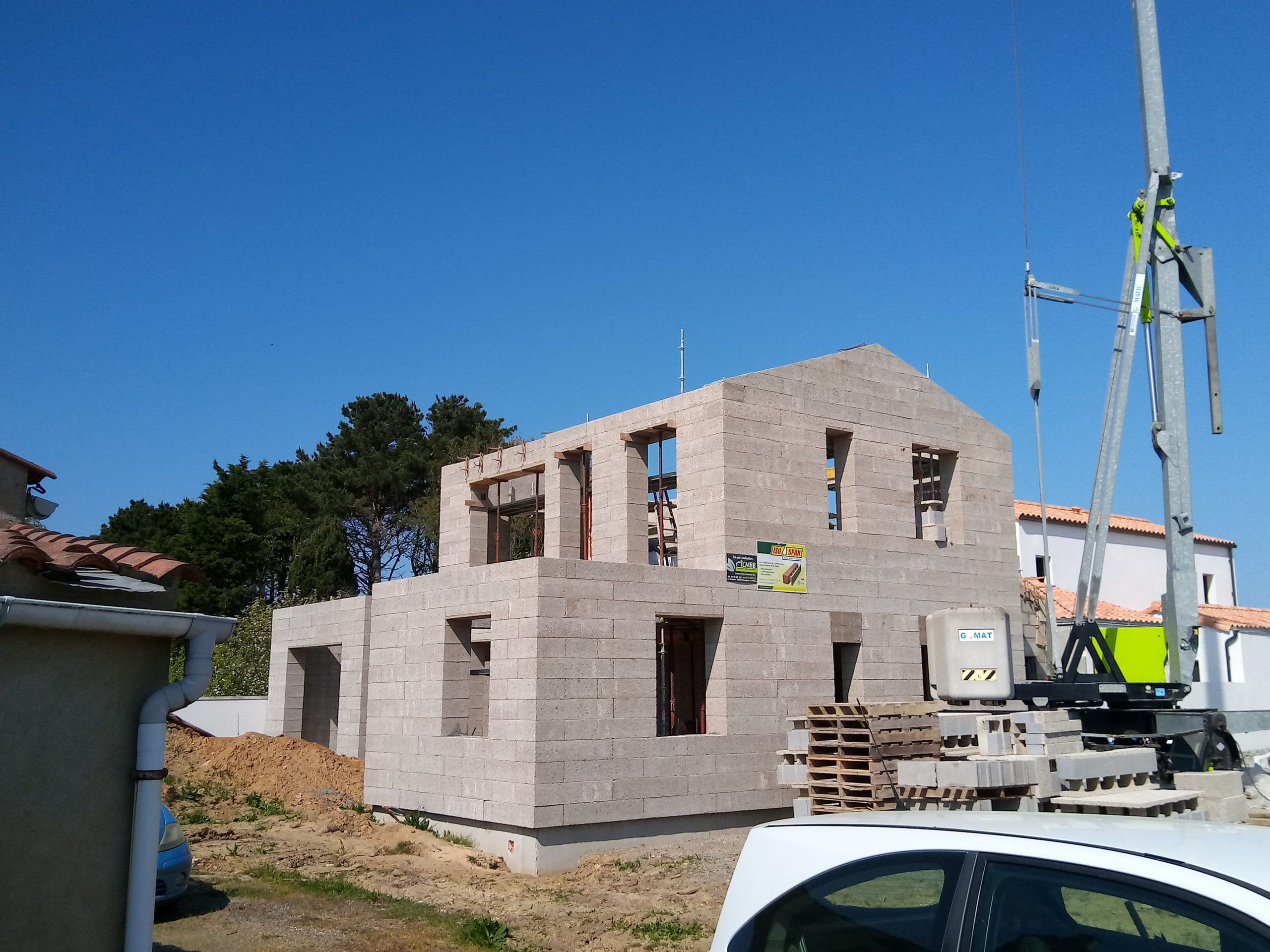 Maison Isospan 85 vendée