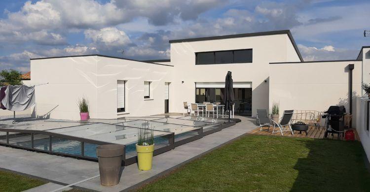 Maison contemporaine rt2012